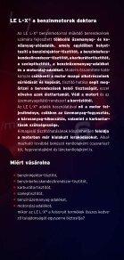 LE szórólap (pdf, 203 kB) - Mol - Page 5