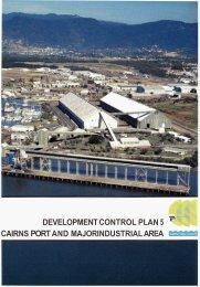 Plan 5 - Cairns Port & Major Industrial Area - Cairns Regional Council