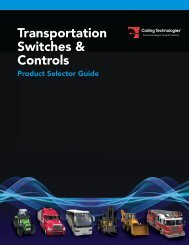 Transportation Switches & Controls - Digikey