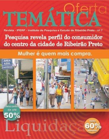 Revista Temática 7 - Sebrae