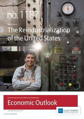 Reindustrialization in USA - Euler Hermes