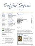 Organic Gives Back - CCOF - Page 3