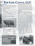 TOP LINE CATTLE, LLC. - Angus Journal - Page 4