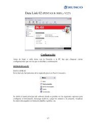 Data Link 02 (PENTAX R-300X y V227)