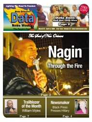 Nagin Through the Fire