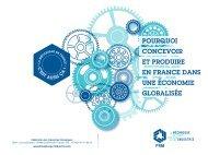 Pourquoi concevoir et produire en France dans une ... - Amics-E&PI