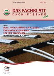 Für Profis Ausgabe Sommer 2012 - hagebau.com