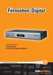 Digital Fernsehen - UPC