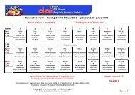 (DAI startliste st\346vne 6.xls) - DAI - Region Hovedstaden
