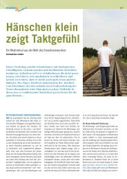 Leseprobe Musik & Bildung 2011/04