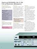 FM/AM Stereo Signal Generator KSG4310 - Kikusui Electronics Corp. - Page 4