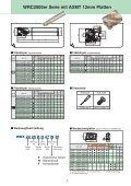 WRXWendeplatten Walzenstirnfräser20 - MAS Tools & Engineering - Seite 3