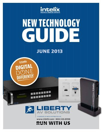 Download The PDF! - Intelix