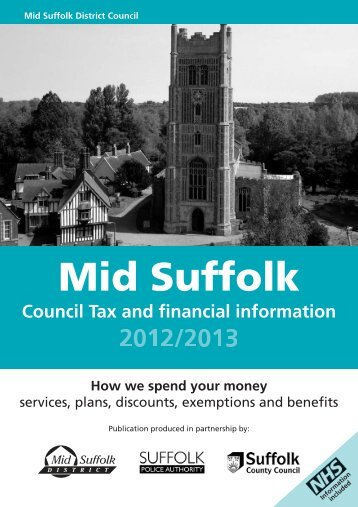 D0213D - CTaxBook-Mid-Suffolk - Mid Suffolk District Council