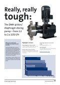 Large dosing pumps - Grundfos E-Newsletter - Page 2