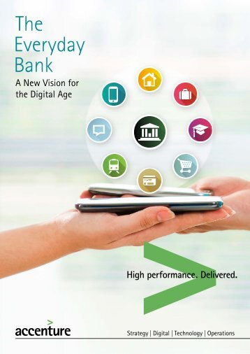 Banking in a world of programmable assets accenture the everyday bank a new vision for malvernweather