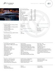 download the PDF - Cruisers Yachts