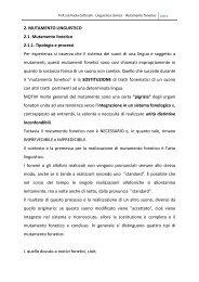 mutamento fonetico_20112012_lezioni