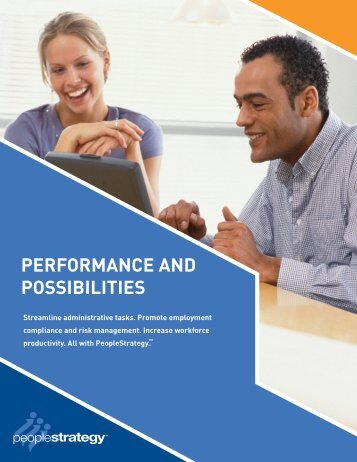 PeopleStrategy HROnline Brochure - Feb 2010.pdf - CompareHRIS ...