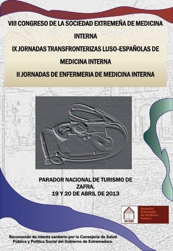 Más información - Sociedad Española de Medicina Interna