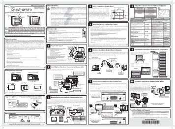 "C-more 3"" Micro-Graphic Quick Start Guide - Carnegie"