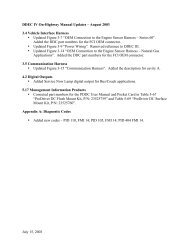 DDEC IV On-Highway Manual Updates – August 2003 3.4 ... - ddcsn