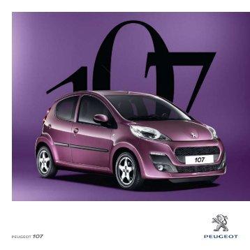 Katalógus - Peugeot