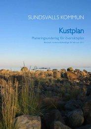 Kustplan - Sundsvall