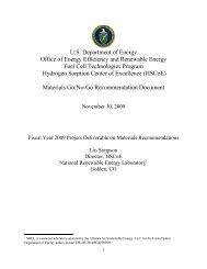 HSCoE - EERE - U.S. Department of Energy