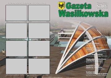 Numer 115 - Gazeta Wasilkowska - Wasilków
