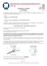 Certificat ACERMI PSE Gris (pdf:428 Ko) - untec