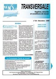 Transversale n°56 - UNSA