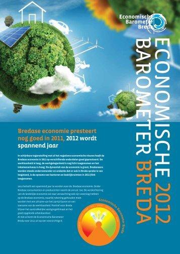 Bredase economie presteert nog goed in 2011 ... - Gemeente Breda