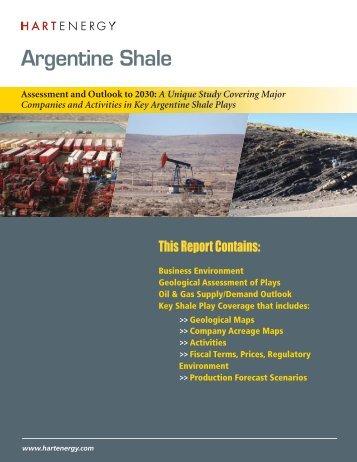 argentine shale - Hart Energy