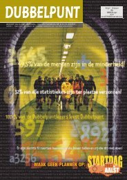DP maart 2003 - Chiro
