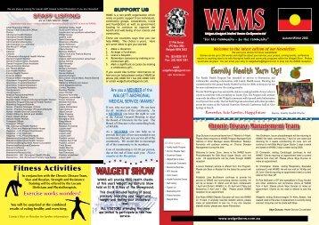 Download (PDF) - WAMS