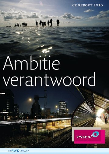 cr report 2010 - RWE.com