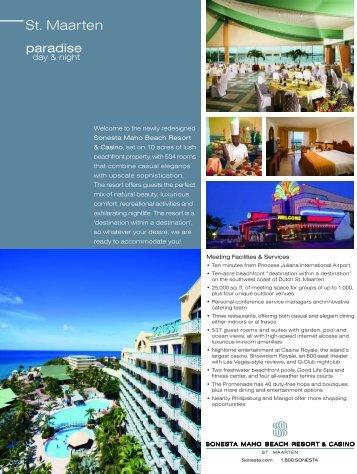 St. Maarten - Sonesta