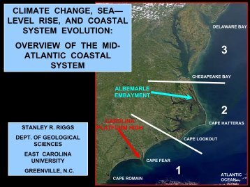 climate change, sea— level rise, and coastal system evolution