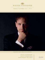 Die Zauberflöte Interview - Wiener Staatsoper