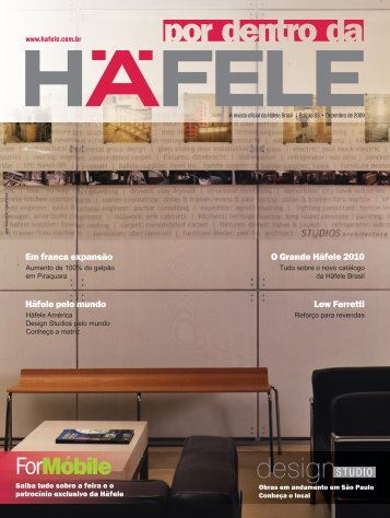 Faça o download do PDF - Häfele