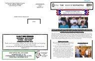 Nov Dec Newsletter 2010 - RSVP Lawrenceburg, IN Chapter!