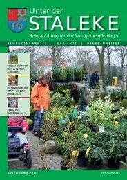 Unter der STALEKE - Ausgabe 169 - Frühling
