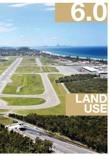 6.0 Land Use - Gold Coast Airport