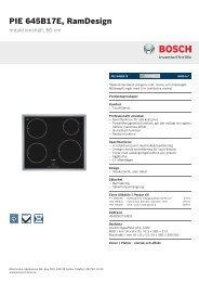 produktblad pie645b17e - Bygghemma
