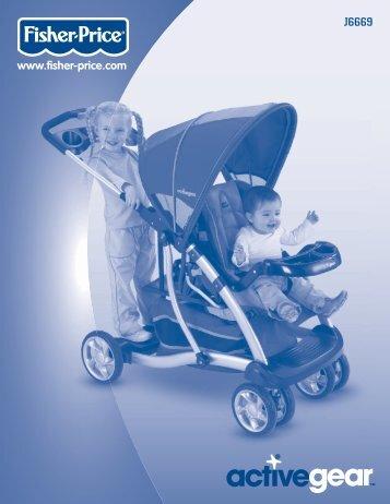 J6669 www.fisher-price.com - Mattel