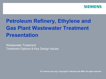 Basic Industrial Wastewater Treatment Workshop