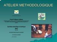 Présentation de la filière lait au Mali - REPOL