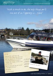 Watersports and Angling - Tipperary
