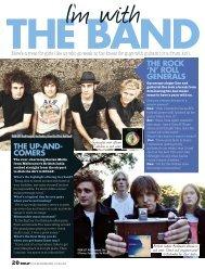 I'm with the band - Kimberly Gillan
